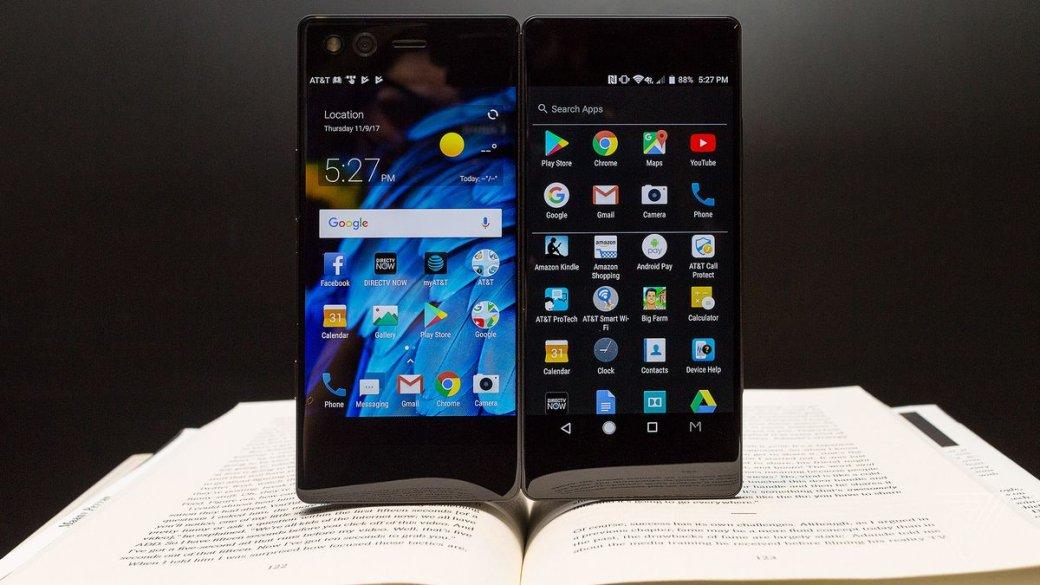Самые необычные и оригинальные смартфоны и другие гаджеты 2018 - топ странных устройств | Канобу - Изображение 2