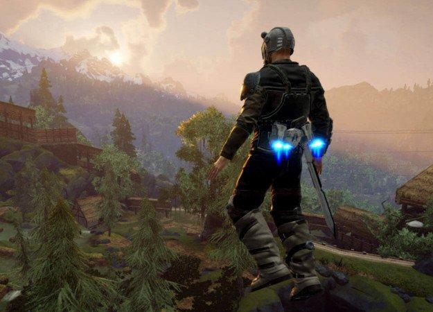 Сравнение графики Elex на PS4, Xbox One и PC. Где лучше?