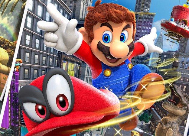 Что творит Nintendo?! Согласно первым рецензиям, Super Mario Odyssey уделала всех!   Канобу - Изображение 0