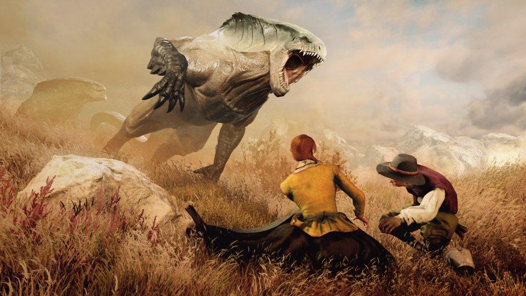 Gamescom 2019. Превью GreedFall2019 — RPG, вызывающая впамяти лучшие игры BioWare | Канобу - Изображение 2