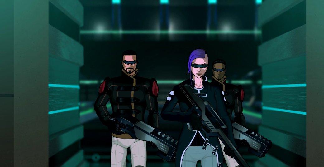 Рецензия на Fear Effect Sedna — игра студии Sushee | Канобу - Изображение 7656