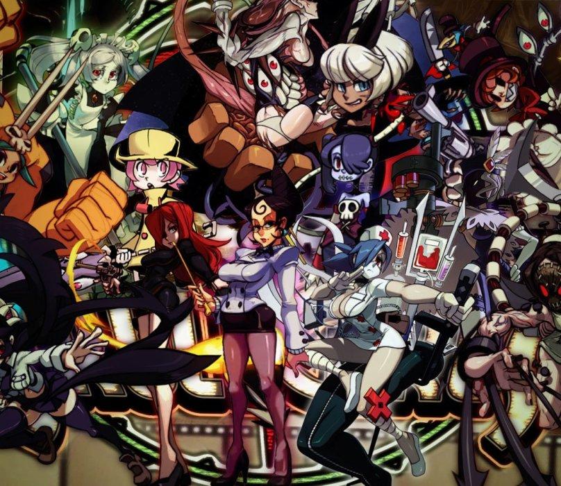 Обзор Skullgirls - рецензия на игру Skullgirls | Рецензии | Канобу