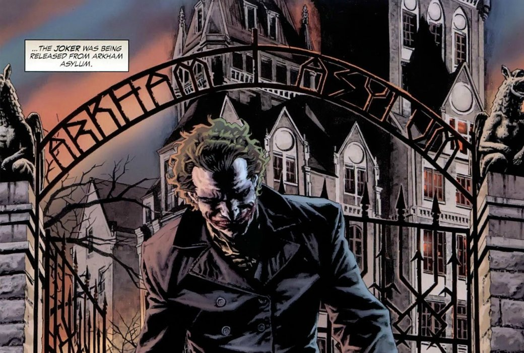 Что делать с комикс-злодеями: не убить, не вылечить, не удержать   Канобу - Изображение 9729