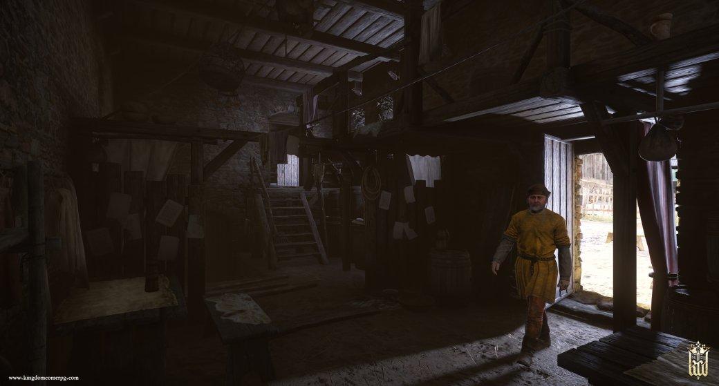 Kingdom Come: Deliverance (Экшен-RPG, PC, PS4, Xbox One) - предварительный обзор игры | Канобу - Изображение 4558