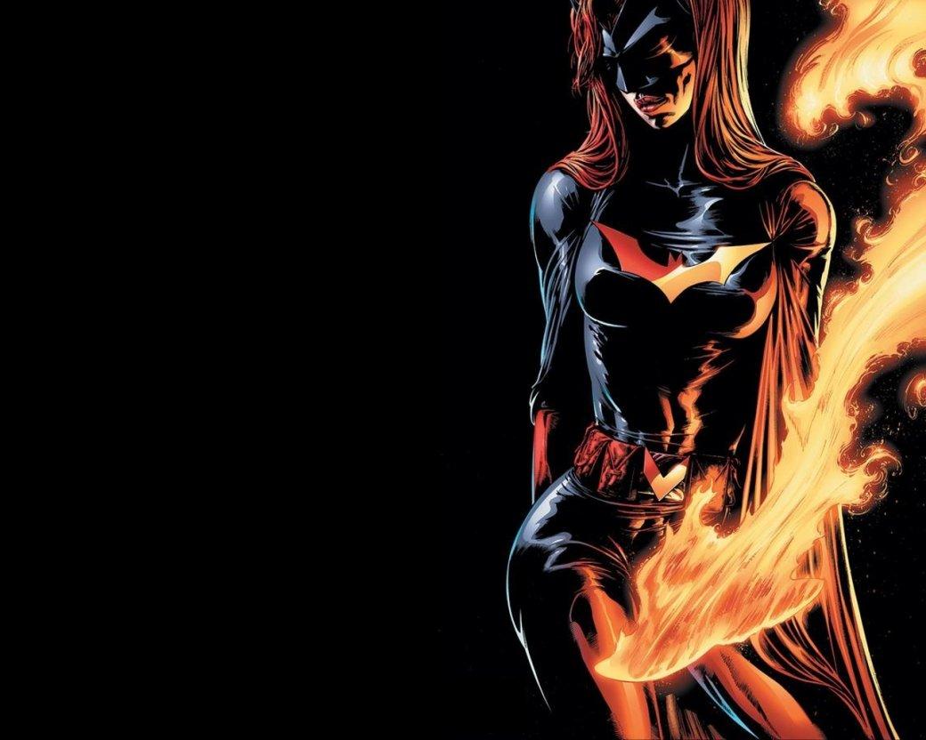 Когда ждем Бэтмена? Бэтвумен скоро появится вкроссовере сериалов CW. - Изображение 1