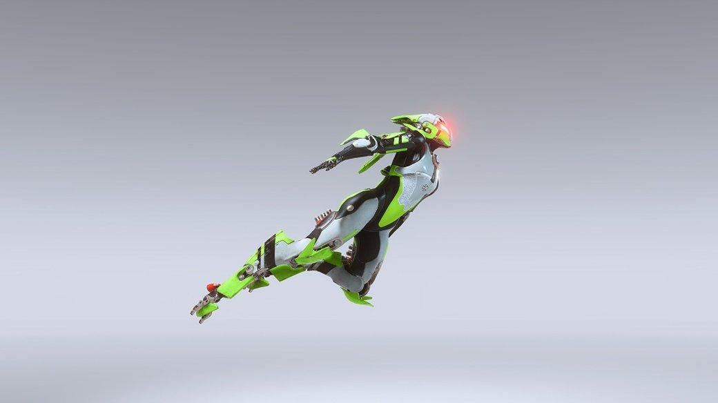 Вработе. Живые впечатления отAnthem— новой большой игры BioWare | Канобу