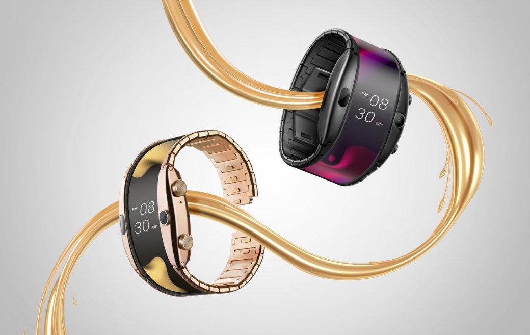Анонс Nubia Alpha: смартфон-браслет сначинкой «умных» часов поцене от450 евро | Канобу - Изображение 1873