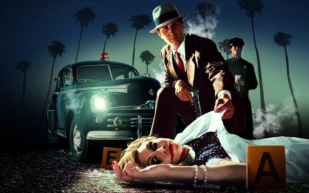 А помните L.A. Noire?  | Канобу - Изображение 6135