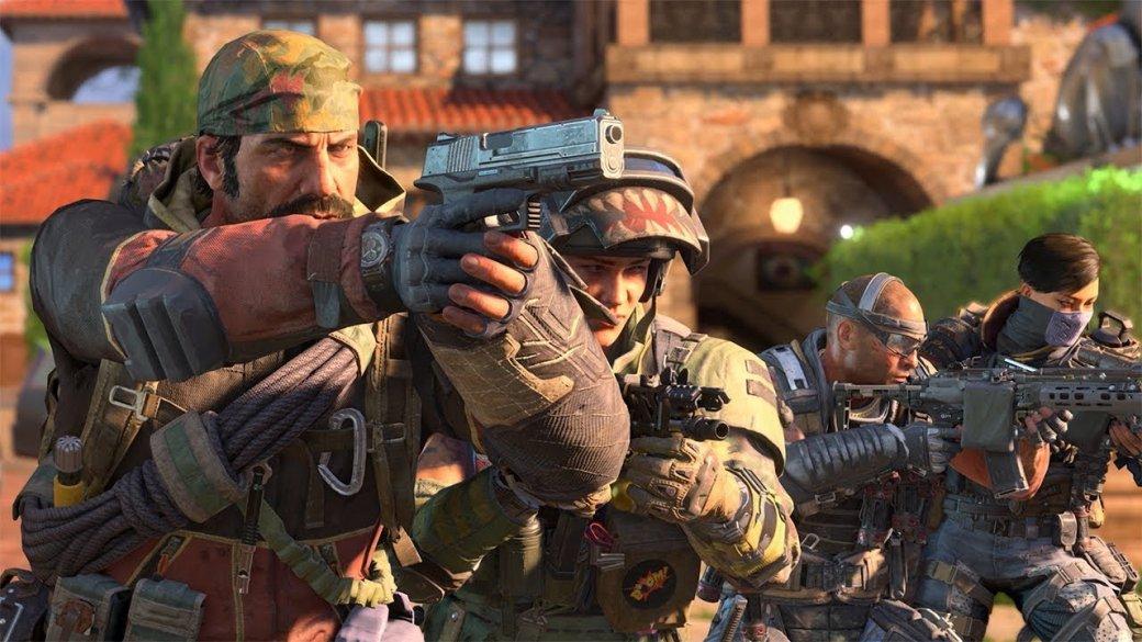 Уделано: в«королевской битве» Black Ops 4 помещается больше игроков, чем вBattlefield V. - Изображение 1
