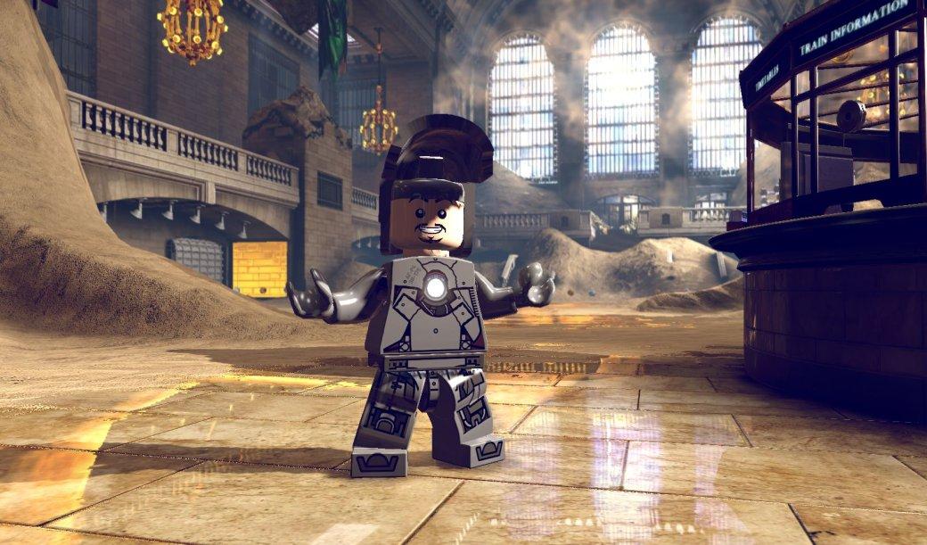 Рецензия на LEGO: Marvel Super Heroes   Канобу - Изображение 0