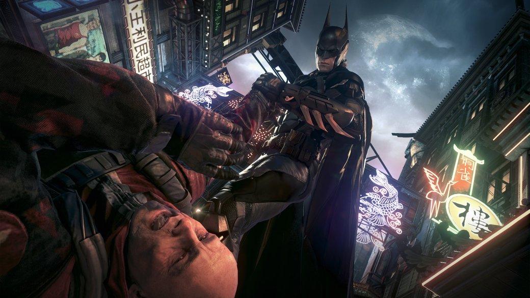 Рецензия на Batman: Arkham Knight | Канобу - Изображение 4