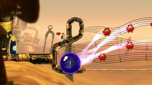 Рецензия на Rayman Origins | Канобу - Изображение 5