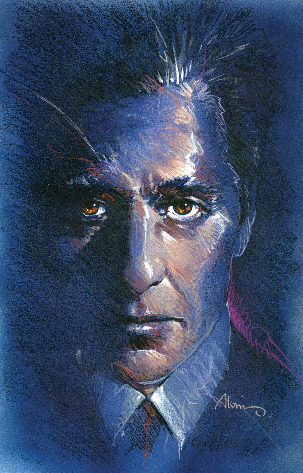 Неопубликованные постеры Джона Элвина | Канобу - Изображение 11114
