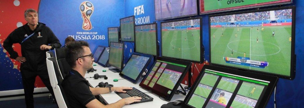 Сверхточные видеоповторы иэлектронные маячки: технологии Чемпионата Мира пофутболу вРоссии | Канобу - Изображение 11081
