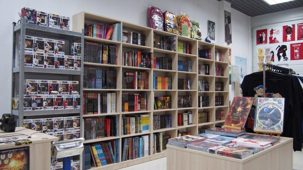 Как открыть магазин комиксов, будучи преподавателем информатики | Канобу - Изображение 8163