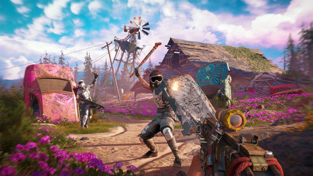 Краткий обзор Far Cry: New Dawn | Канобу - Изображение 3