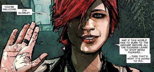 Комиксы: Scarlet | Канобу - Изображение 1