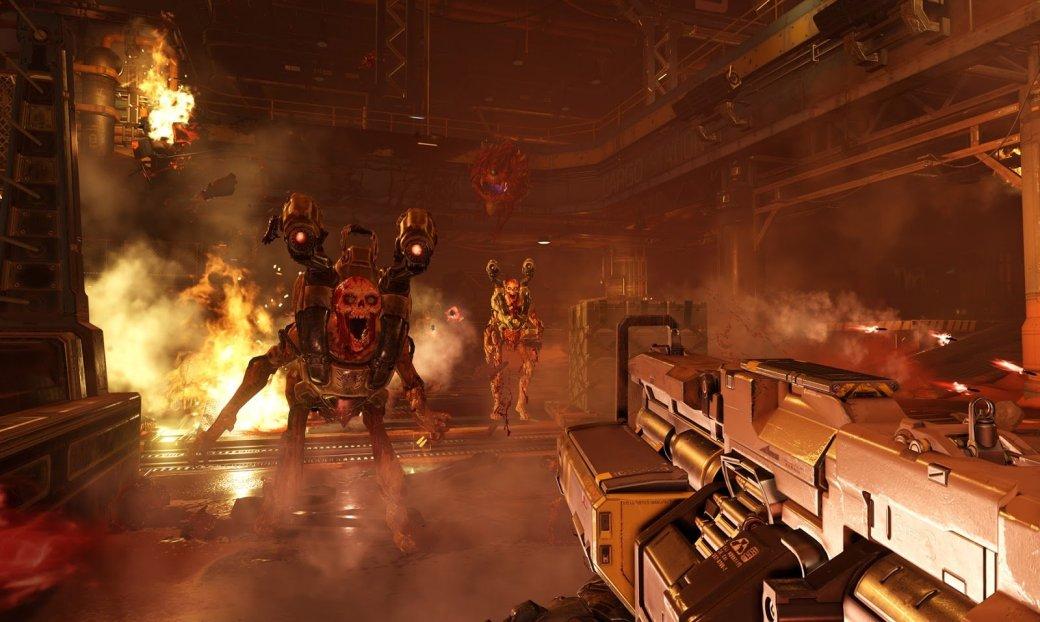 Пресса похвалила кампанию Doom и раскритиковала мультиплеер | Канобу - Изображение 4772