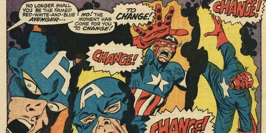 10 самых странных трансформаций Капитана Америка | Канобу - Изображение 11147