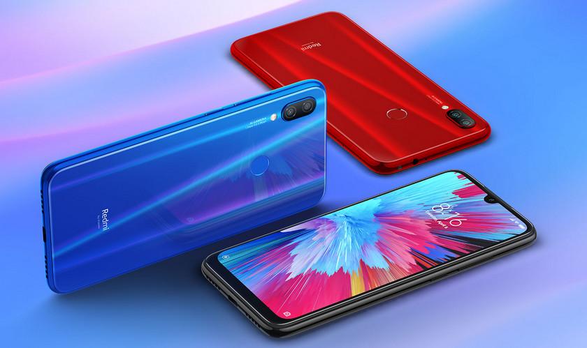 Международный анонс Xiaomi Redmi Note 7 и Note 7 Pro: мощные и яркие смартфоны с приятными ценниками   Канобу - Изображение 4220