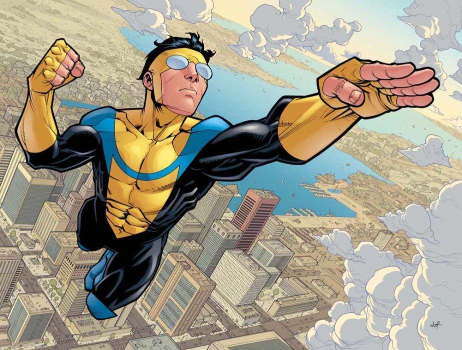 Действительноли «Неуязвимый» Роберта Киркмана— это «лучший супергеройский комикс»?. - Изображение 1