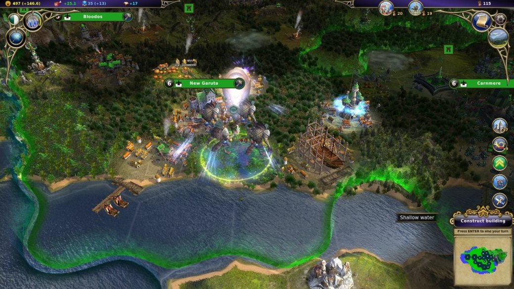 Рецензия на Warlock: Master of the Arcane | Канобу - Изображение 4