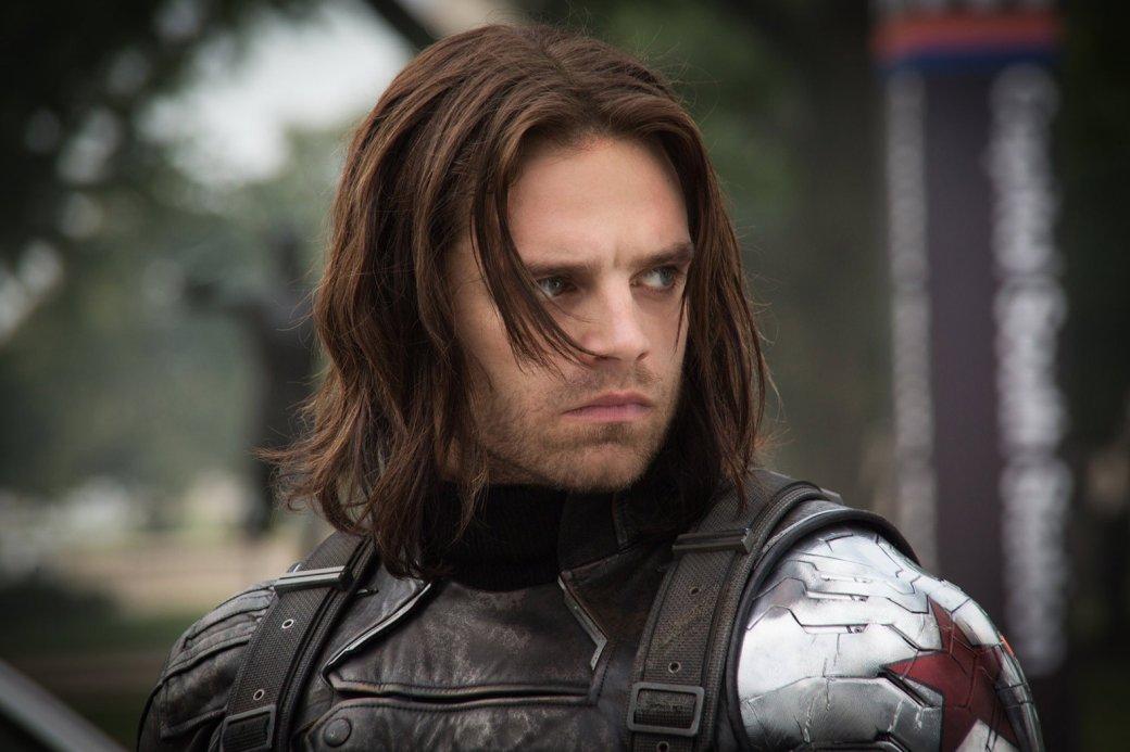 Что ждет Баки Барнса (Зимнего солдата) вфильме «Мстители: Война Бесконечности»?   Канобу