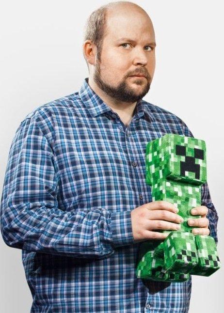 Под покровом Нотча: чем Маркус Перссон занимался помимо Minecraft | Канобу - Изображение 6