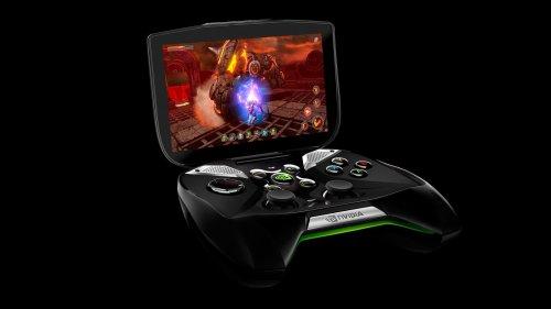 Объявлена дата начала отгрузки консоли NVIDIA Shield