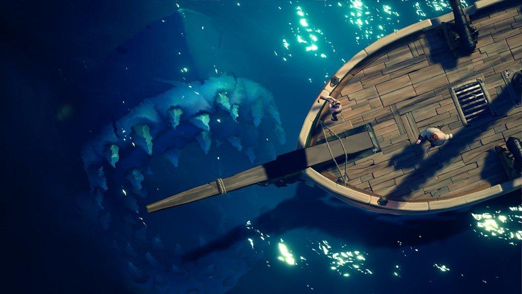 Sea of Thieves (2018, экшен, MMORPG, симулятор, PC, Xbox One) - обзоры главных и лучших игр 2018 | Канобу - Изображение 2427