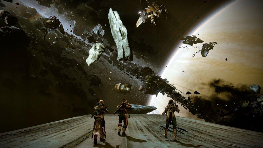 Destiny: The Taken King. Рассматриваем особенности работы сценаристов | Канобу - Изображение 4