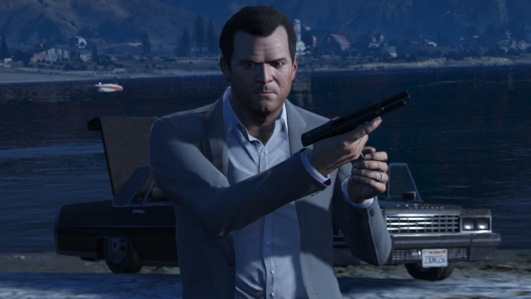 Гифка дня: медленное погружение вбезумие вGrand Theft Auto5 | Канобу - Изображение 0