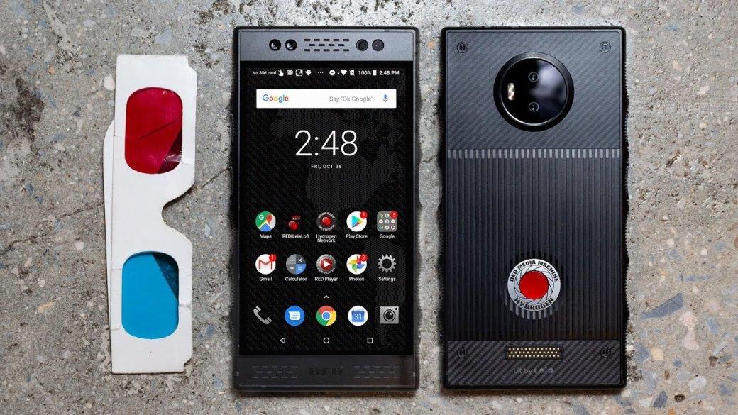 Самые необычные и оригинальные смартфоны и другие гаджеты 2018 - топ странных устройств | Канобу - Изображение 5