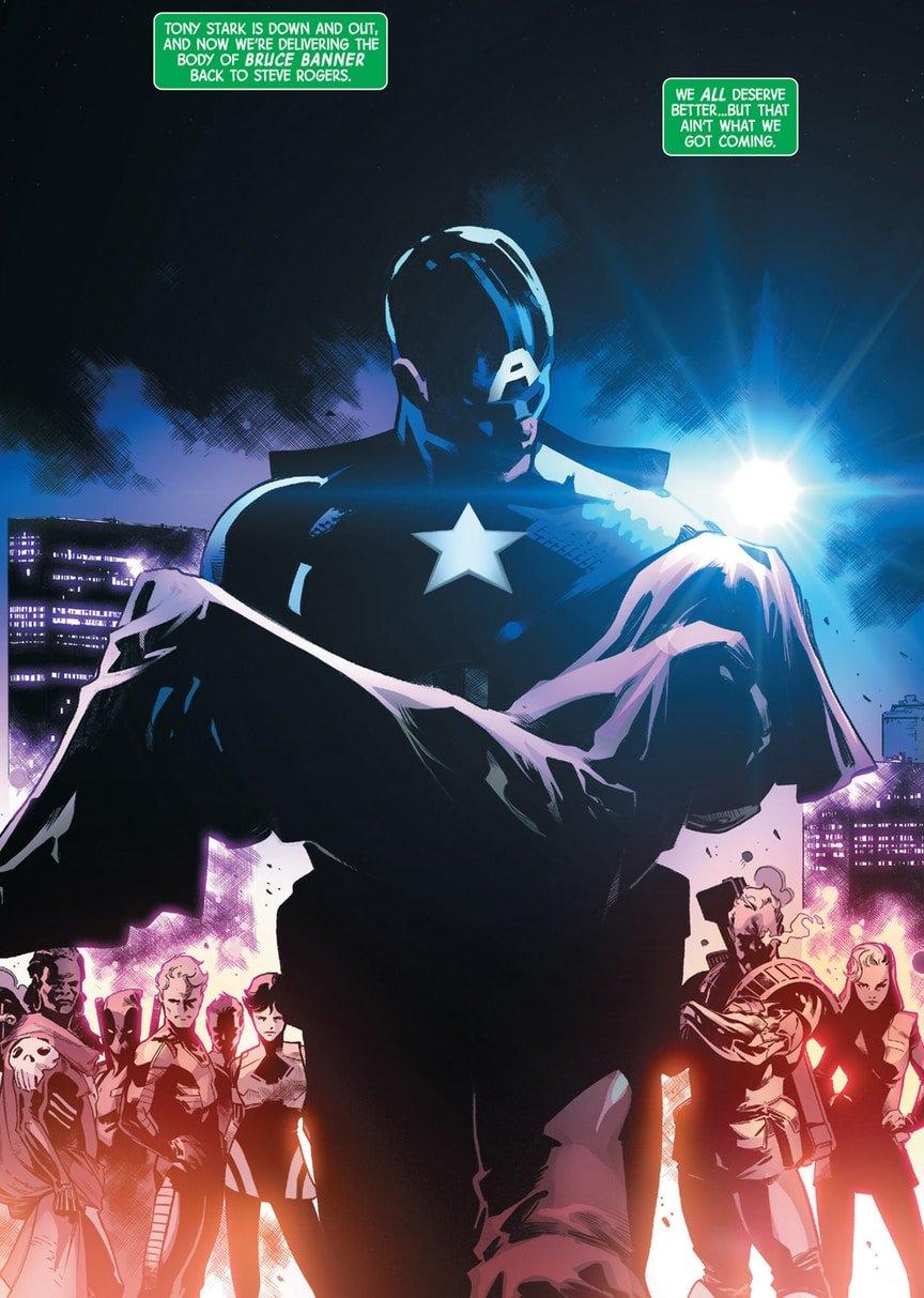 Во вселенной Marvel появится гибрид Халка и Росомахи?   Канобу - Изображение 1856