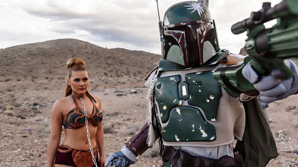 Порнопародии по«Звездным войнам»: кто вэтой вселенной стреляет первым?. - Изображение 20