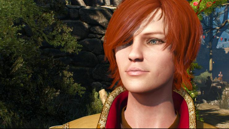 Новые моды The Witcher 3 значительно улучшили лица героев и анимацию фехтования | Канобу - Изображение 1