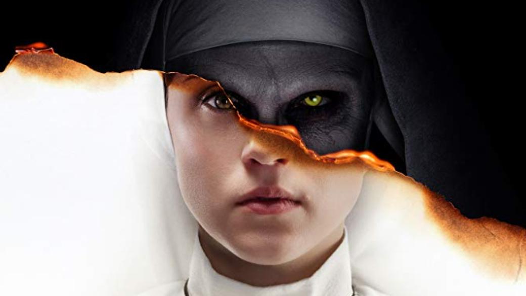 Рецензия на«Проклятие монахини»— еще один спорный спин-офф-приквел «Заклятия»   Канобу