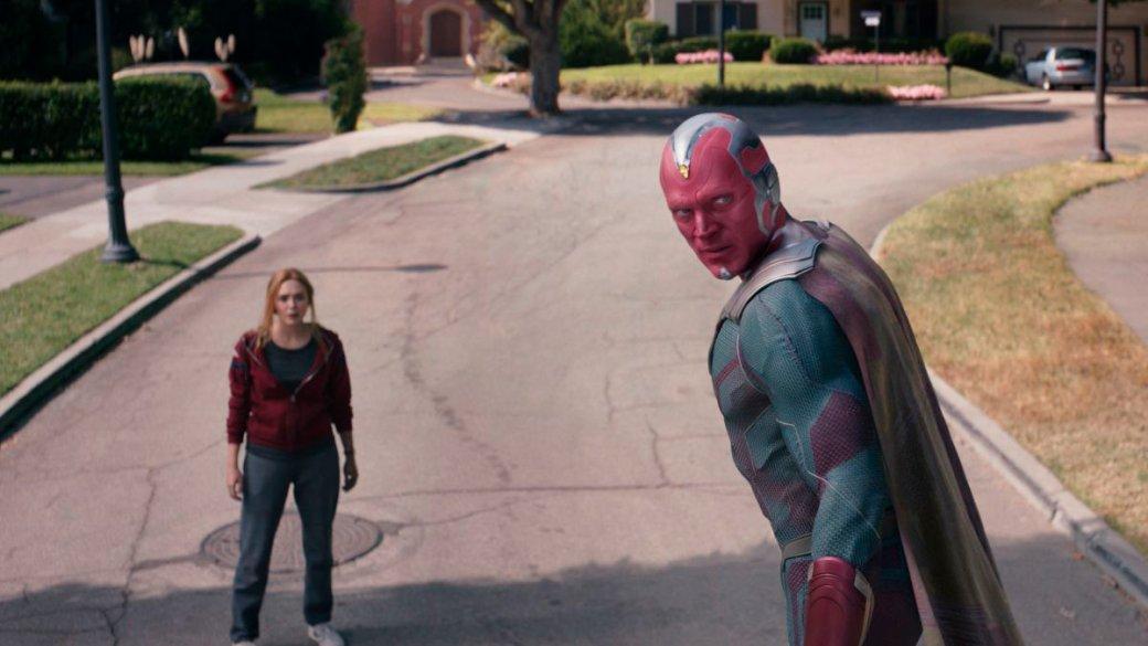 Рецензия на «ВандаВижн». В чем проблема первого супергеройского сериала от Marvel и Disney+ | Канобу - Изображение 9059