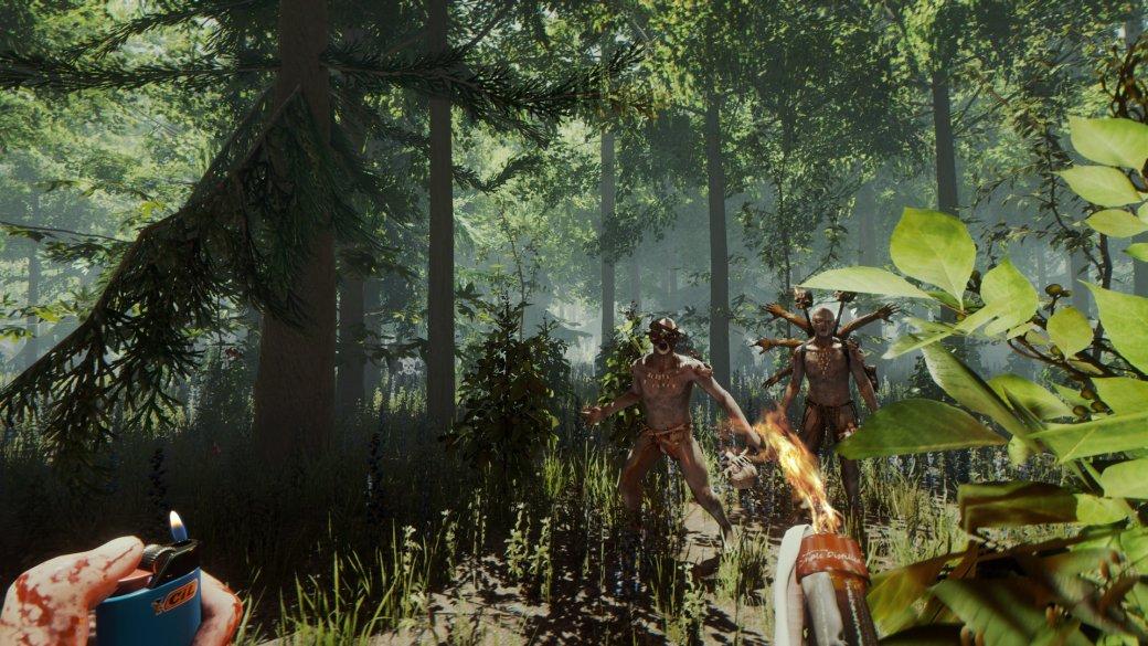 The Forest — записки из мертвого леса. - Изображение 13