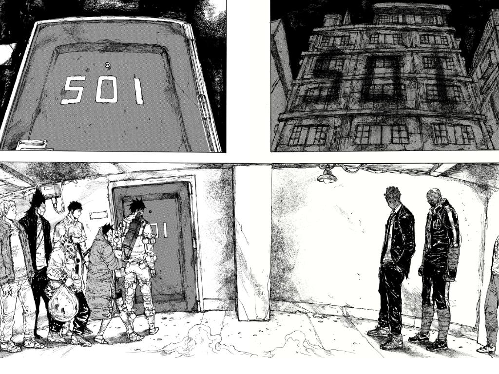 Манга Dorohedoro получит аниме-адаптацию. Рассказываем, почему еестоит ждать | Канобу - Изображение 9522