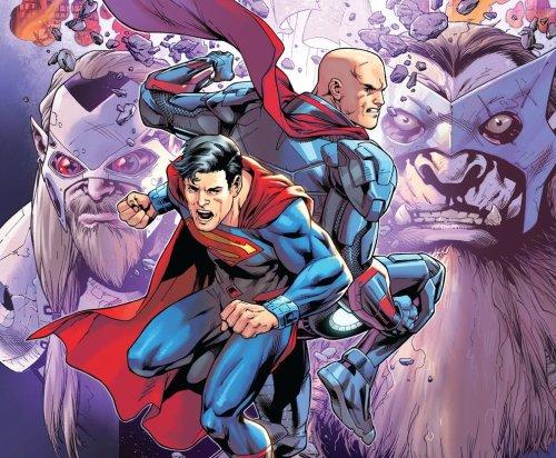 Безумная мультивселенная: сын Супермена встретил Кларка Кента