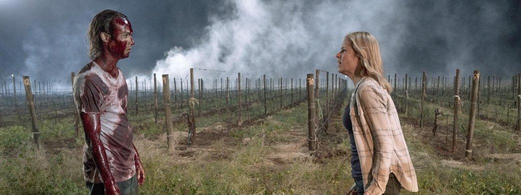 У«Бойтесь ходячих мертвецов» третий сезон. Почему этоеще существует? | Канобу - Изображение 7481