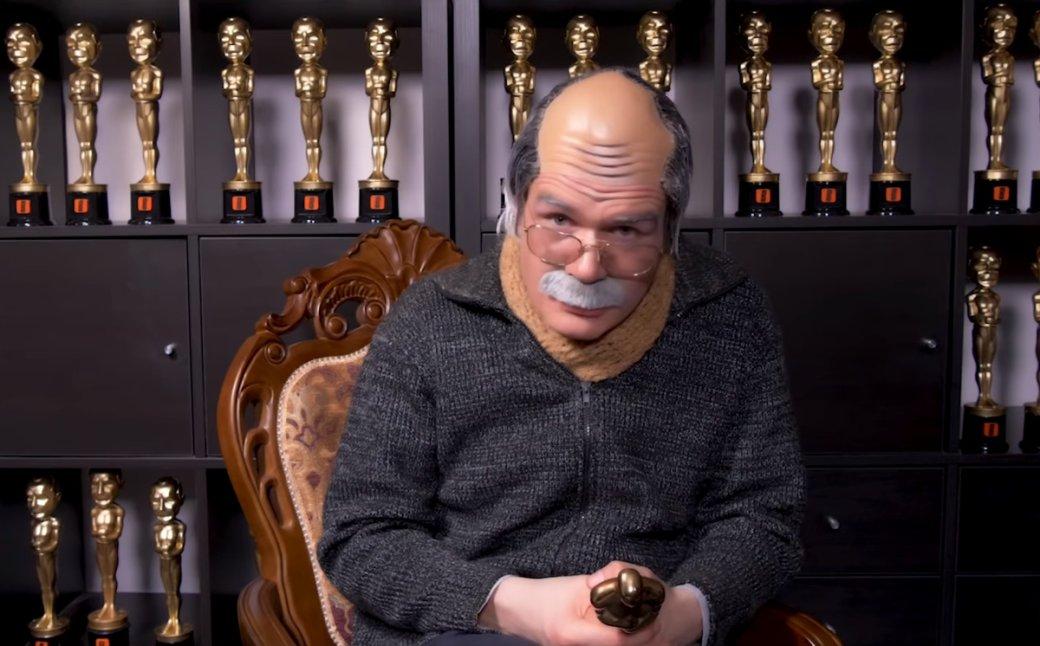 BadComedian проведет русский аналог «Оскара» (или «Золотой малины»)— «Михалоскор» | Канобу - Изображение 1