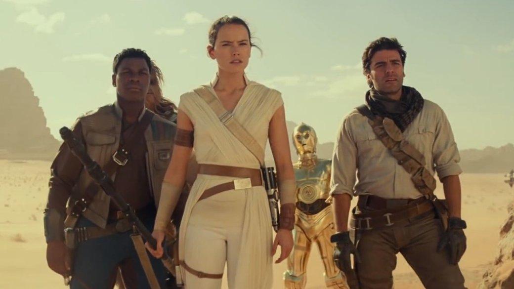 Рецензия на фильм «Звездные войны: Скайуокер. Восход» | Канобу - Изображение 4404