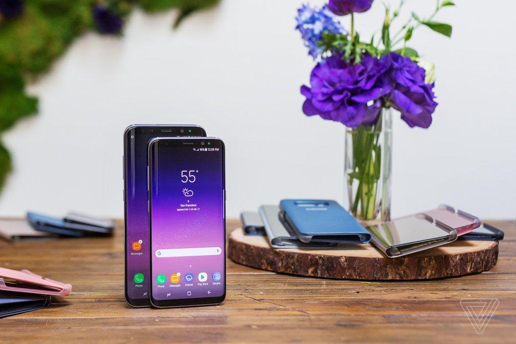 10 лучших смартфонов 2017 года. - Изображение 16