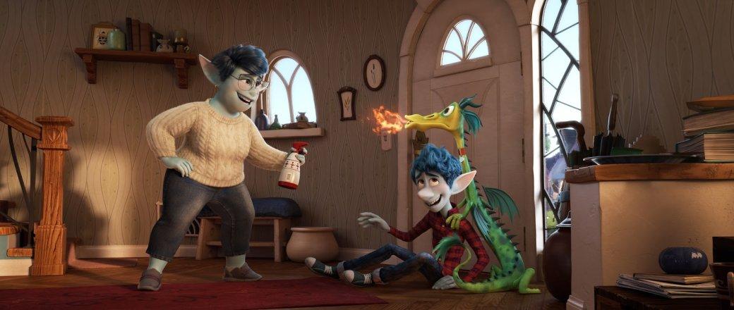 Рецензия на мультфильм «Вперед» от Disney и Pixar. Герои мерча и магии | Канобу - Изображение 1724
