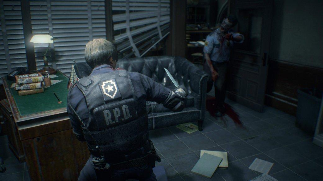 Почему сценарий Resident Evil 2— один изхудших всерии | Канобу - Изображение 12
