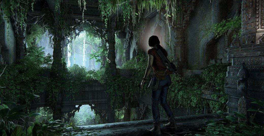 Индийская мифология и реальные места в Uncharted: The Lost Legacy | Канобу - Изображение 759