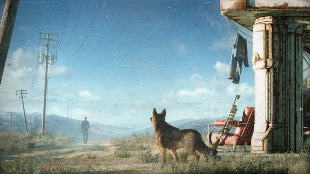 Лучший арт мира Fallout | Канобу - Изображение 56