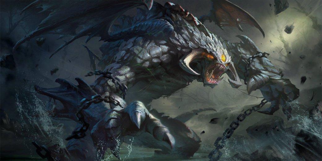 В финале квалификации турнира по Dota 2 произошел баг — игроки потеряли контроль над персонажами. - Изображение 1